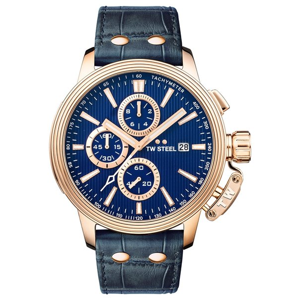TW-Steel CE7015 CEO Adesso Chronograaf 45mm 10ATM