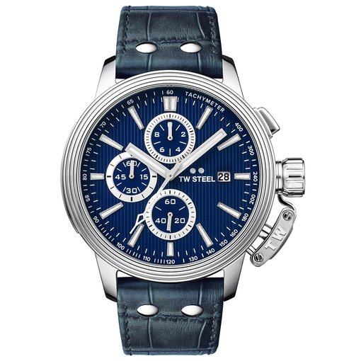TW-Steel TW-Steel CE7007 CEO Adesso Chronograaf 45mm 10ATM