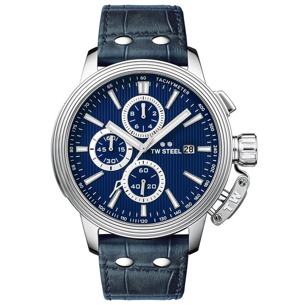 TW-Steel CE7007 CEO Adesso Chronograaf 45mm 10ATM