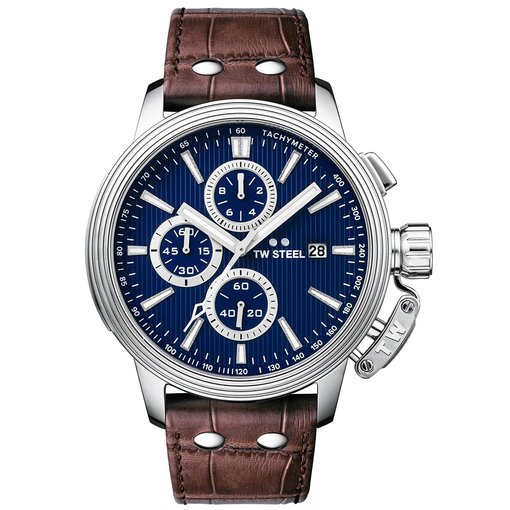 TW-Steel TW-Steel CE7009 CEO Adesso Chronograaf 45mm 10ATM