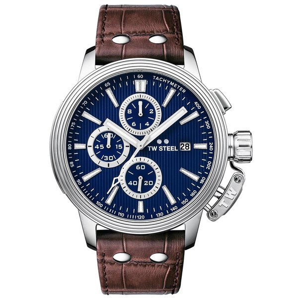 TW-Steel CE7009 CEO Adesso Chronograaf 45mm 10ATM