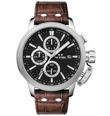 TW-Steel TW-Steel CE7005 CEO Adesso Chronograaf 45mm 10ATM