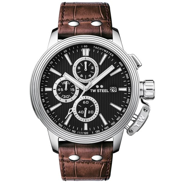 TW-Steel CE7005 CEO Adesso Chronograaf 45mm 10ATM