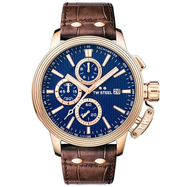 TW-Steel CE7017 CEO Adesso Chronograaf 45mm 10ATM