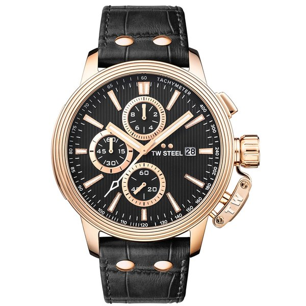 TW-Steel CE7011 CEO Adesso Chronograaf 45mm 10ATM