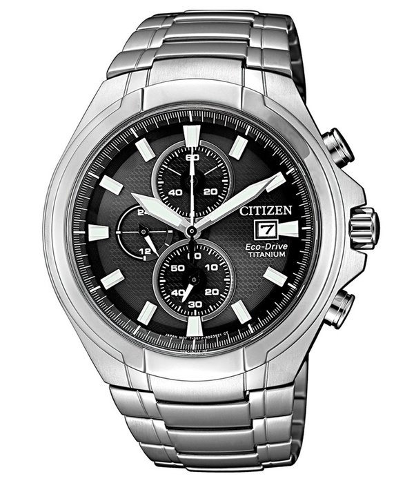 Citizen CA0700-86E Eco-Drive Super-Titanium Chrono 42mm 10ATM