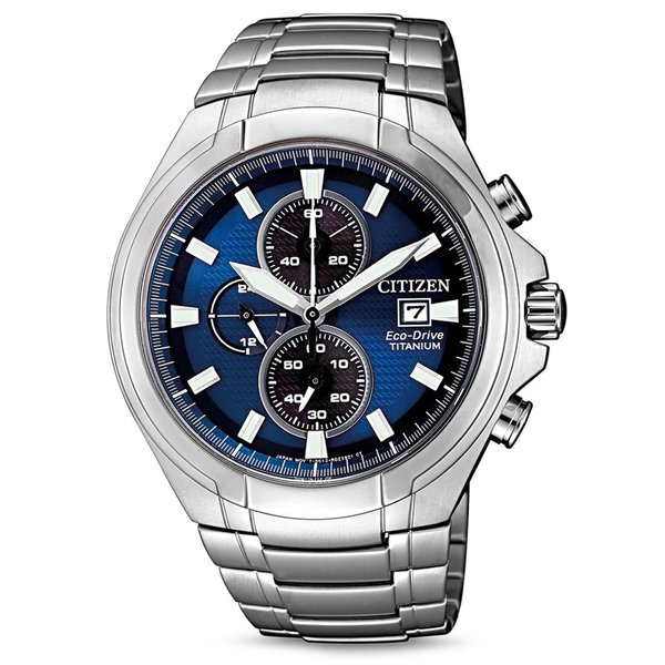 Citizen CA0700-86L Eco-Drive Super-Titanium Chrono 43mm 10ATM