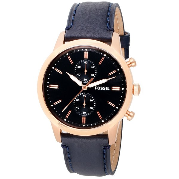 Fossil FS5436 Townsman Chronograph 44 mm 5 ATM