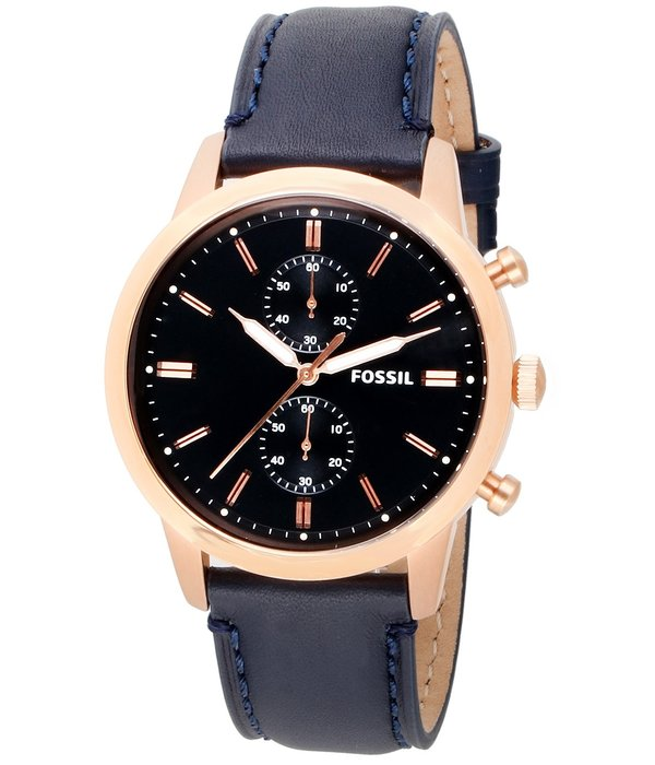 Fossil Fossil FS5436 Townsman Chronograph 44 mm 5 ATM