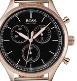 Hugo Boss 15-13.548 43 mm Companion Chronograaf 5 ATM