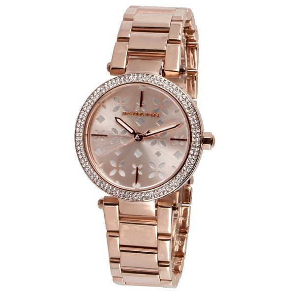 Michael Kors MK6470 Mini Parker Dames 33mm 5ATM