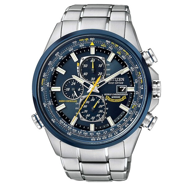 Citizen AT8020-54L Promaster Sky Blue Angels 44mm 20ATM