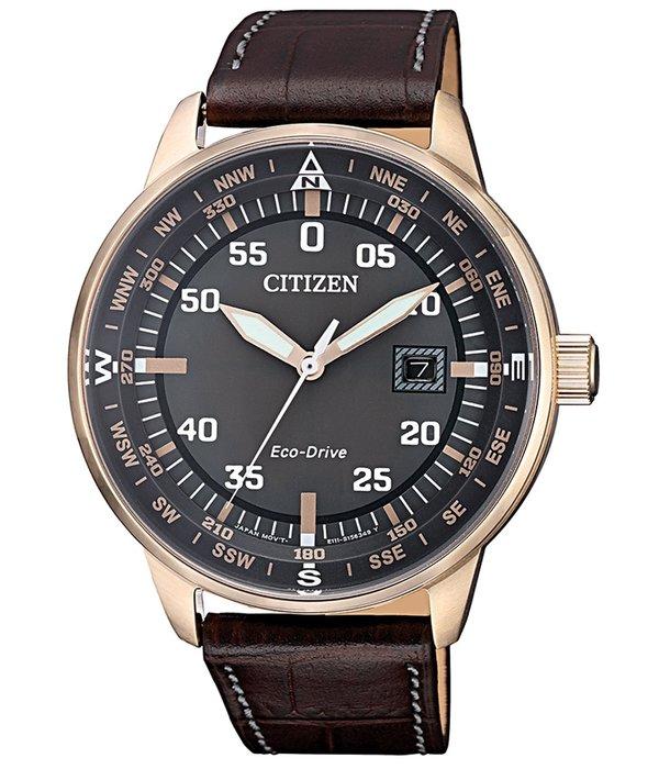 Citizen BM7393-16H Eco-Drive Herenhorloge 42mm 10ATM