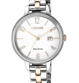 Citizen EW2446-81A Eco-Drive Dameshorloge 31mm 5ATM