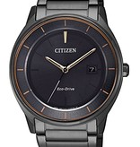 Citizen BM7407-81H Eco-Drive Herenhorloge 40mm 5ATM