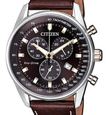 Citizen AT2396-19X Eco-Drive Chronograph 40mm 10ATM