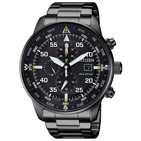 Citizen CA.0.6.9.5. Eco-Drive zwart