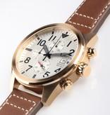Citizen AN3623-02A kwarts chronograaf 43mm 10ATM