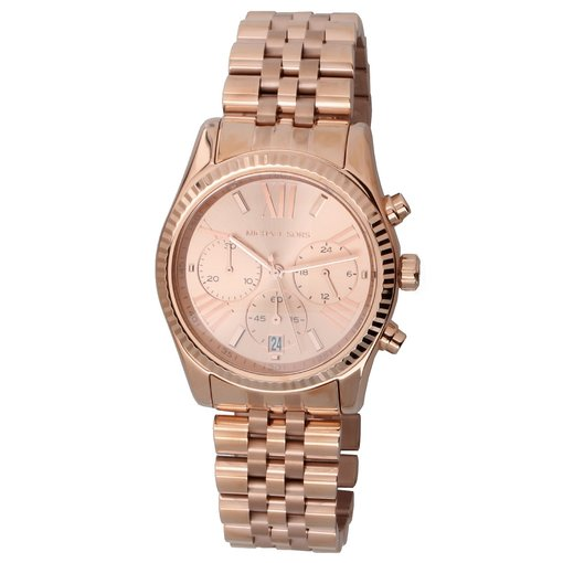 Michael Kors Michael Kors MK5569 Lexington Chronograaf Dames 38mm 10ATM