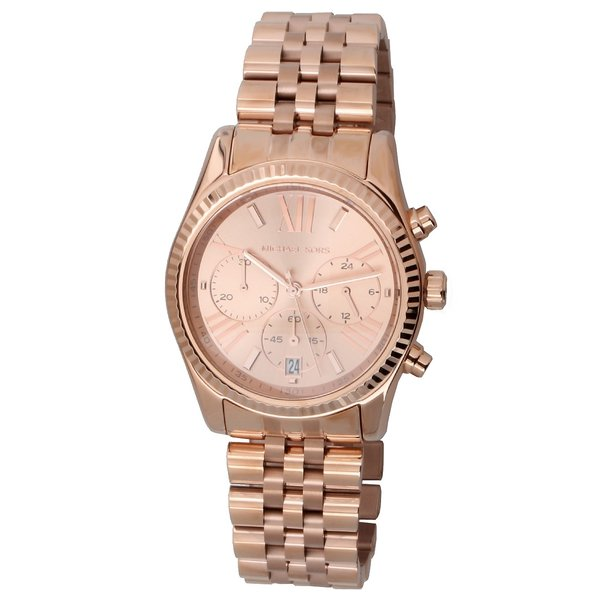Michael Kors MK5569 Lexington Chronograaf Dames 38mm 10ATM