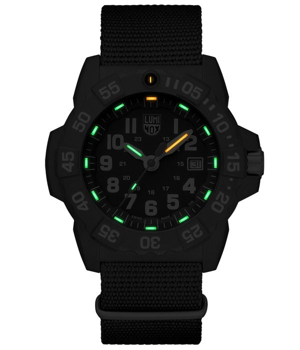 Luminox XS.3503.ND Navy Seal 45 mm 20 ATM