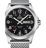 Swiss Military SMP36040.13 heren 42mm 5ATM