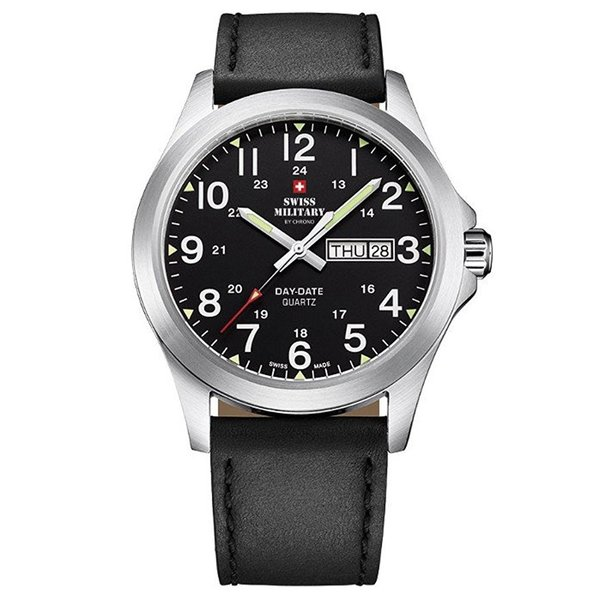 Swiss Military SMP36040.15 heren 42mm 5ATM