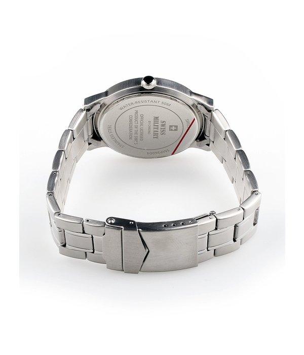 Swiss Military SMP36004.06 heren 40mm 5ATM