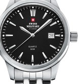 Swiss Military SMP36009.01 heren 41mm 5ATM