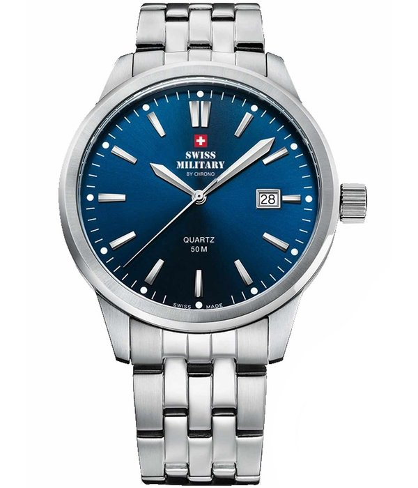 Swiss Military SMP36009.03 heren 41mm 5ATM