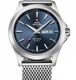 Swiss Military SMP36040.03 heren 42mm 5ATM