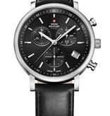 Swiss Military 34058.04 chronograaf 42mm 10ATM
