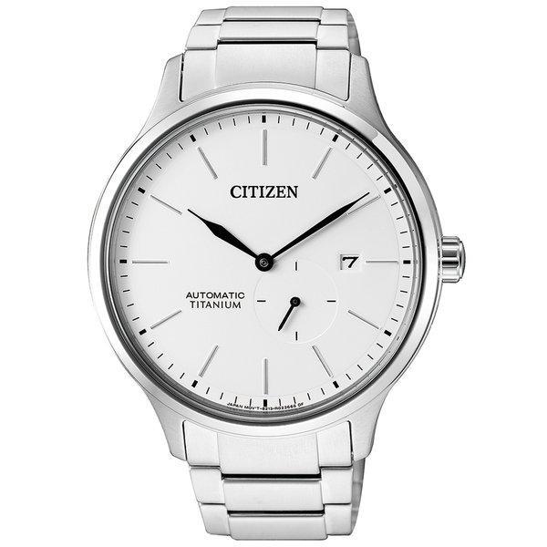 Citizen NJ0090-81A Titan Automatisch 42mm 5ATM
