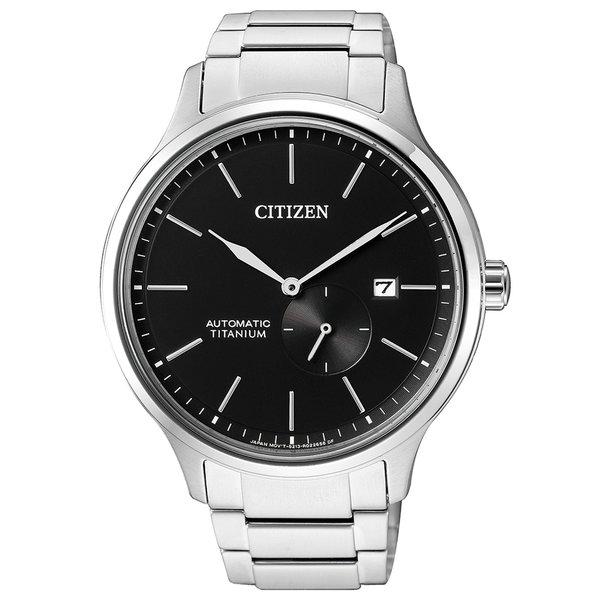 Citizen NJ0090-81E Titan Automatisch 42mm 5ATM