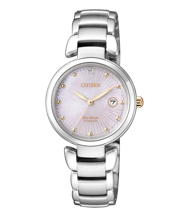Citizen EW2506-81Y Titan Dames 29mm 5ATM