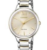 Citizen EM0554-82X Elegance Dames  32mm 5ATM