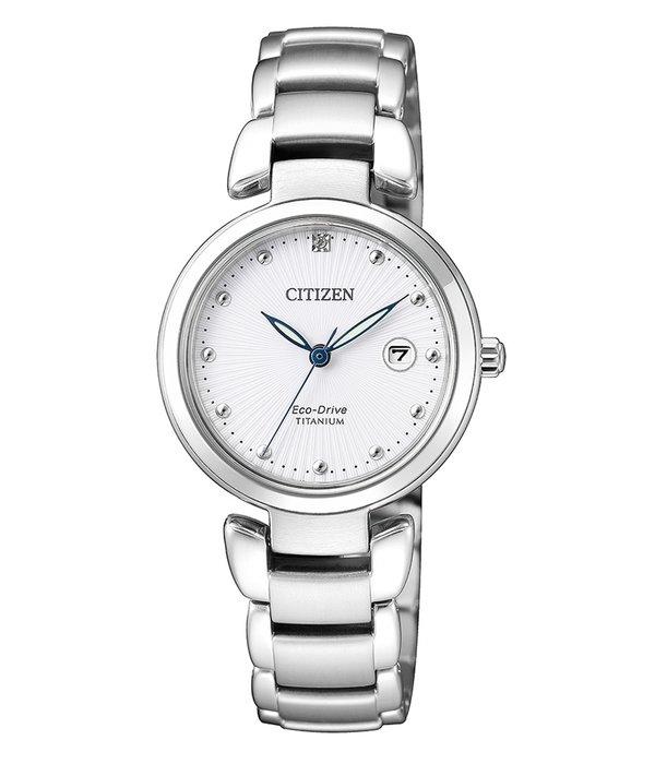 Citizen EW2500-88A Dames 29mm 5ATM