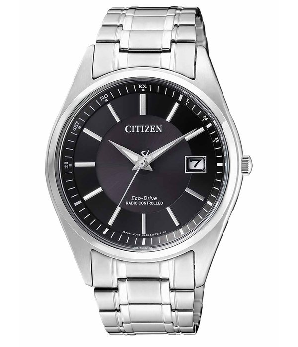Citizen AS2050-87E Eco-Drive radiogestuurd 39mm 10ATM