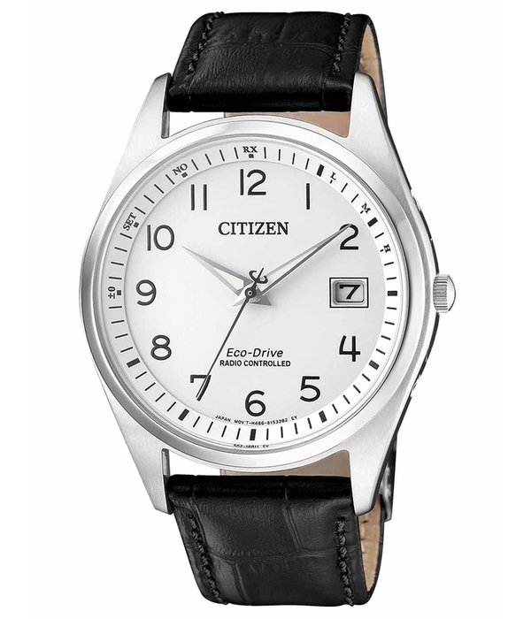 Citizen AS2050-10A Eco-Drive Heren radiogestuurd 39mm 10ATM