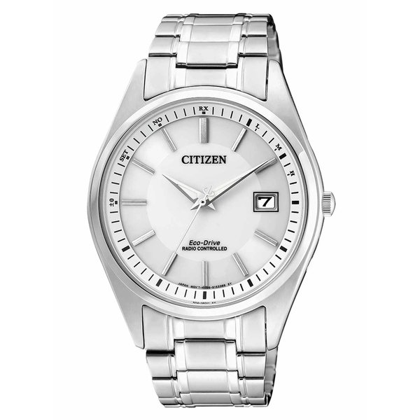 Citizen AS2050-87A Eco-Drive radiogestuurd 39mm 10ATM