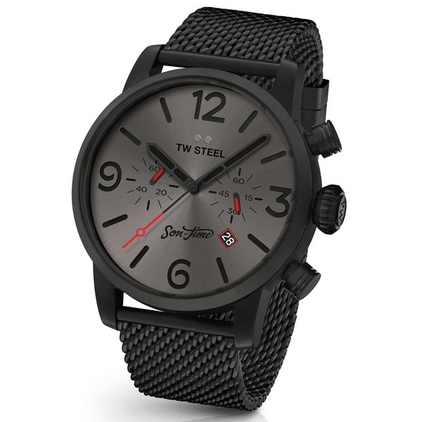 TW-Steel MST4 Son of Time AEON Chronograaf 48mm 10ATM