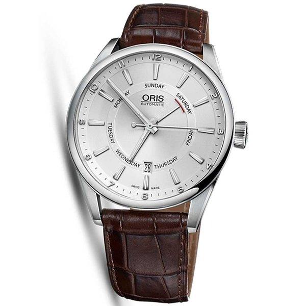 Oris Artix Automatisch 42mm  0175576914051-0752180FC 10ATM