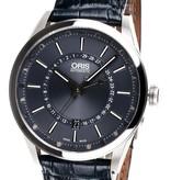 Oris Oris Artix Swiss  Maanfase Automatisch Blauw 42mm 10ATM 0176176914085