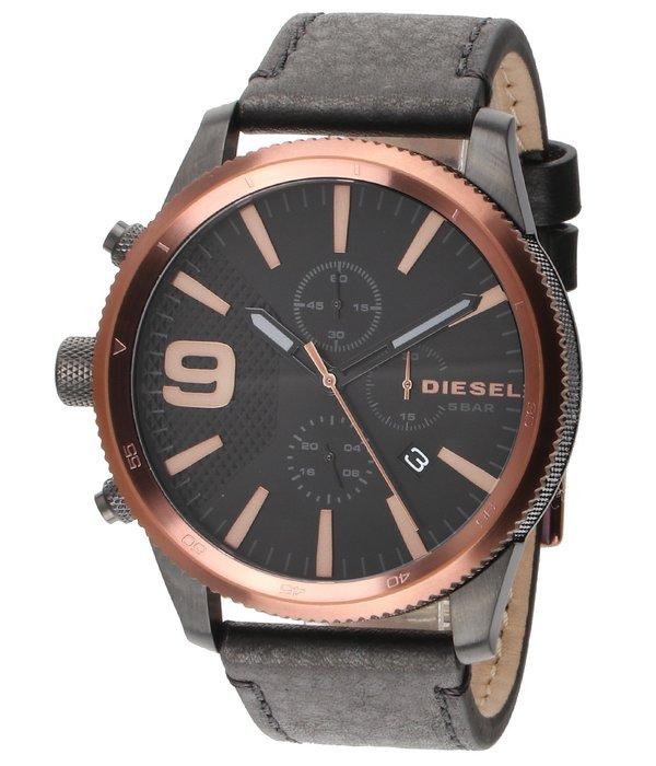 Diesel Diesel DZ-44.45  50 mm Rasp Chronograaf Heren