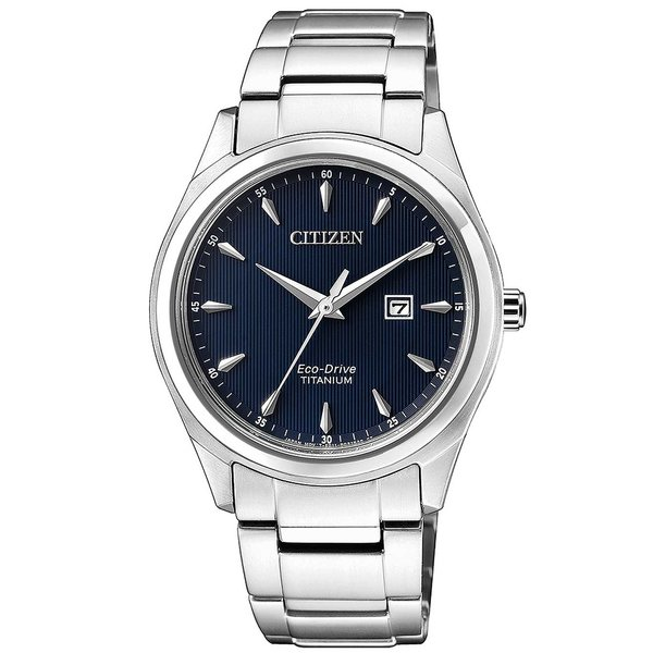 Citizen EW2470-87L Eco-Drive Super Titanium 34mm 5ATM