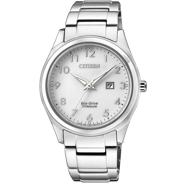 Citizen EW2470-87A Eco-Drive Super Titanium 34mm 5ATM