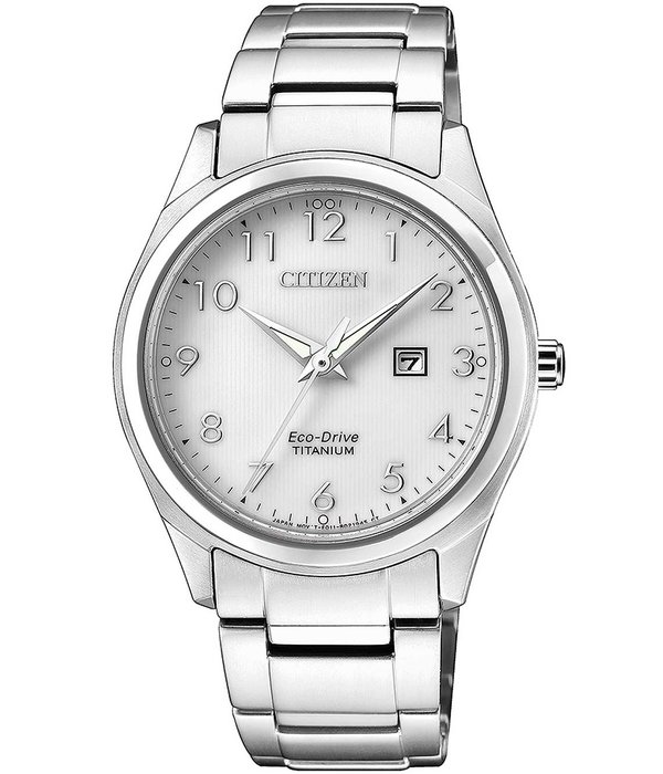 Citizen EW2470-87A Eco-Drive Super Titanium dames 34mm 5ATM