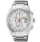 Citizen CA0650-82B Eco-Drive Super Titanium Chronograaf 42mm 10ATM