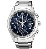 Citizen CA0650-82L Eco-Drive Titanium Chronograaf 42mm 10ATM