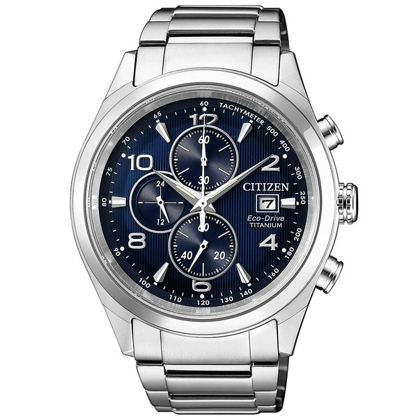 Citizen CA0650-82L Eco-Drive Titanium Chrono 42mm 10ATM